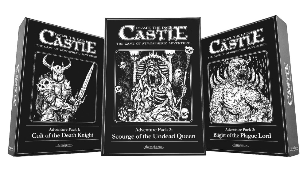 Escape the drak castle expansions