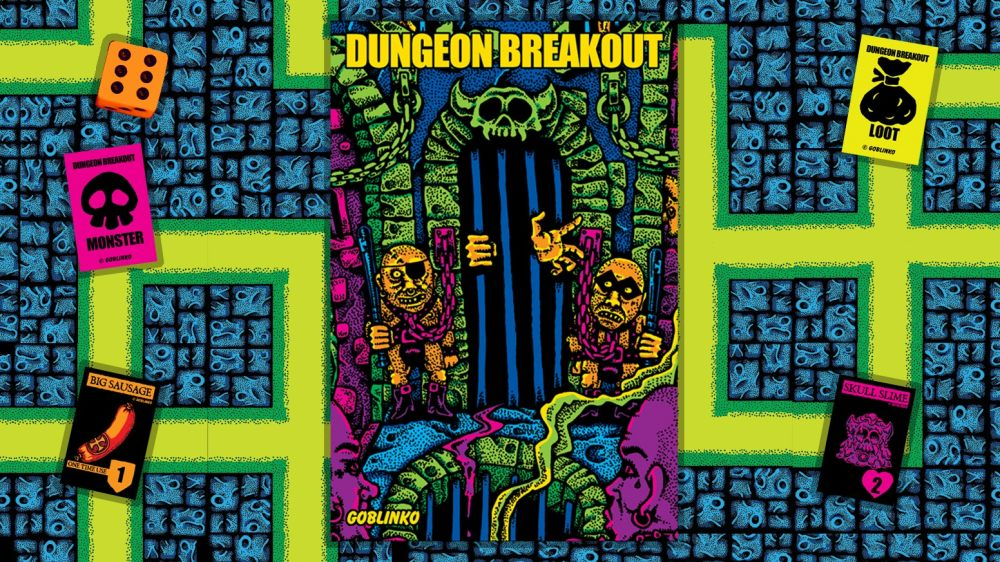 dungeon breakout