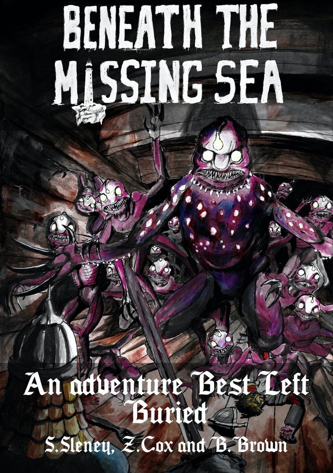 Best Left Buried Beneath the Missing Sea Hardback