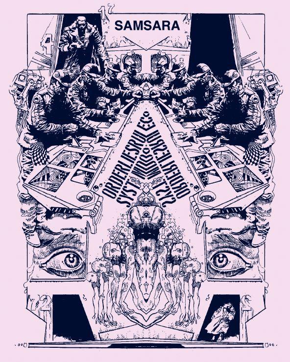 Neurocity art
