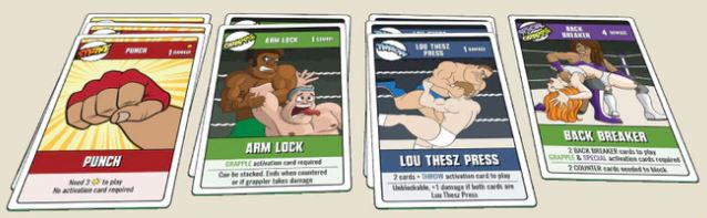 powerslam cards
